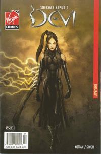 Cover for Devi (Virgin, 2006 series) #1