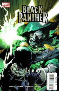 Cover Thumbnail for Black Panther (Marvel, 2005 series) #19 [Direct Edition]