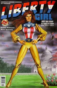 Cover Thumbnail for Liberty Girl (Heroic Publishing, 2006 series) #1