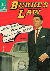 Cover Thumbnail for Burke's Law (Dell, 1964 series) #2