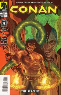 Cover Thumbnail for Conan (Dark Horse, 2004 series) #30