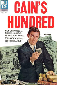 Cover Thumbnail for Cain's Hundred (Dell, 1962 series) #2