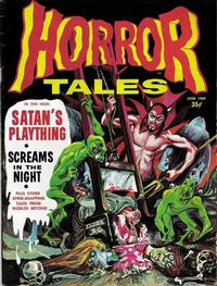 Cover Thumbnail for Horror Tales (Eerie Publications, 1969 series) #v1#7