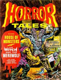 Cover Thumbnail for Horror Tales (Eerie Publications, 1969 series) #v2#1