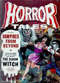 Cover Thumbnail for Horror Tales (Eerie Publications, 1969 series) #v2#4