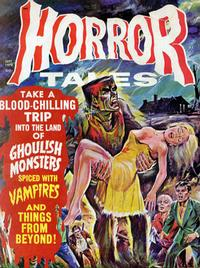 Cover Thumbnail for Horror Tales (Eerie Publications, 1969 series) #v2#5