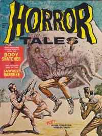 Cover Thumbnail for Horror Tales (Eerie Publications, 1969 series) #v3#2