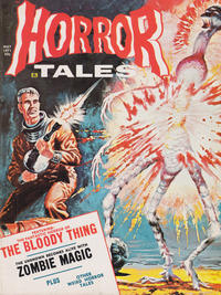 Cover Thumbnail for Horror Tales (Eerie Publications, 1969 series) #v3#3