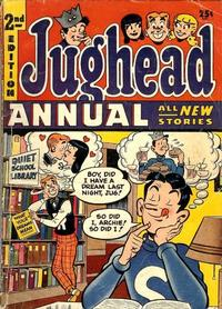 Cover Thumbnail for Archie's Pal Jughead Annual (Archie, 1953 series) #2