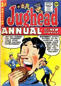 Cover Thumbnail for Archie's Pal Jughead Annual (Archie, 1953 series) #3