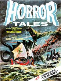 Cover Thumbnail for Horror Tales (Eerie Publications, 1969 series) #v3#4