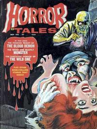 Cover Thumbnail for Horror Tales (Eerie Publications, 1969 series) #v3#6