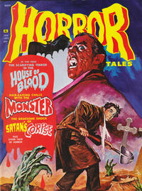 Cover Thumbnail for Horror Tales (Eerie Publications, 1969 series) #v4#1