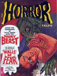 Cover Thumbnail for Horror Tales (Eerie Publications, 1969 series) #v4#2