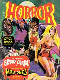 Cover for Horror Tales (Eerie Publications, 1969 series) #v4#3