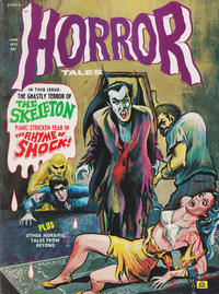 Cover Thumbnail for Horror Tales (Eerie Publications, 1969 series) #v4#4