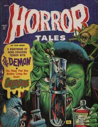 Cover Thumbnail for Horror Tales (Eerie Publications, 1969 series) #v4#5