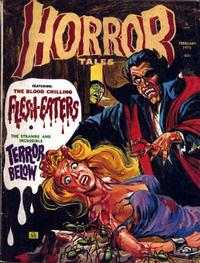 Cover Thumbnail for Horror Tales (Eerie Publications, 1969 series) #v5#1