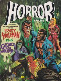 Cover Thumbnail for Horror Tales (Eerie Publications, 1969 series) #v5#2