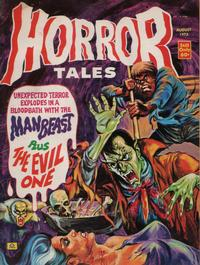 Cover Thumbnail for Horror Tales (Eerie Publications, 1969 series) #v5#4