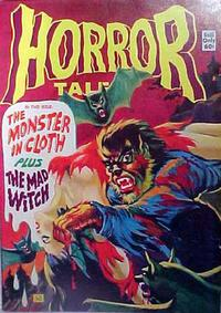 Cover Thumbnail for Horror Tales (Eerie Publications, 1969 series) #v5#5