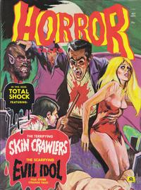 Cover Thumbnail for Horror Tales (Eerie Publications, 1969 series) #v6#5