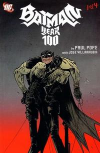 Cover Thumbnail for Batman: Year 100 (DC, 2006 series) #1 [First Printing]
