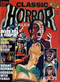 Cover Thumbnail for Horror Tales (Eerie Publications, 1969 series) #v7#2