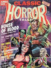 Cover Thumbnail for Horror Tales (Eerie Publications, 1969 series) #v7#4