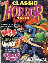 Cover Thumbnail for Horror Tales (Eerie Publications, 1969 series) #v8#5