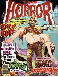 Cover Thumbnail for Horror Tales (Eerie Publications, 1969 series) #v9#3 [4]