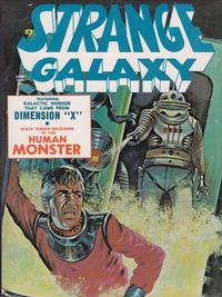 Cover Thumbnail for Strange Galaxy (Eerie Publications, 1971 series) #v1#9