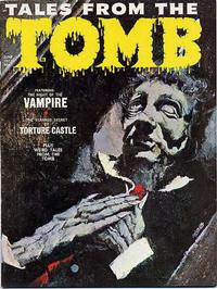 Cover Thumbnail for Tales from the Tomb (Eerie Publications, 1969 series) #v3#3