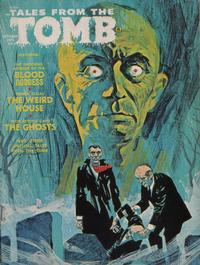 Cover Thumbnail for Tales from the Tomb (Eerie Publications, 1969 series) #v3#5