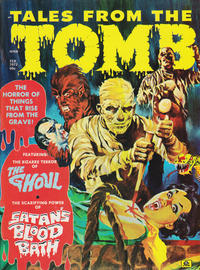 Cover Thumbnail for Tales from the Tomb (Eerie Publications, 1969 series) #v4#1