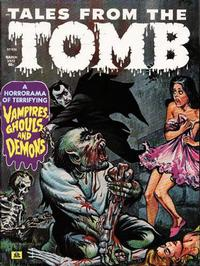 Cover Thumbnail for Tales from the Tomb (Eerie Publications, 1969 series) #v4#2