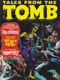 Cover Thumbnail for Tales from the Tomb (Eerie Publications, 1969 series) #v4#3