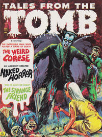 Cover Thumbnail for Tales from the Tomb (Eerie Publications, 1969 series) #v4#4