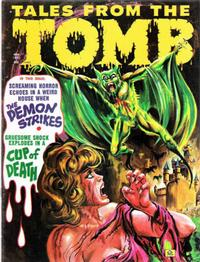 Cover Thumbnail for Tales from the Tomb (Eerie Publications, 1969 series) #v4#5