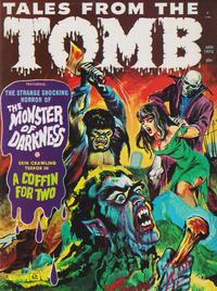 Cover Thumbnail for Tales from the Tomb (Eerie Publications, 1969 series) #v5#1