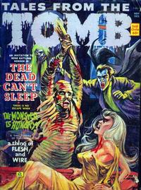 Cover Thumbnail for Tales from the Tomb (Eerie Publications, 1969 series) #v5#6
