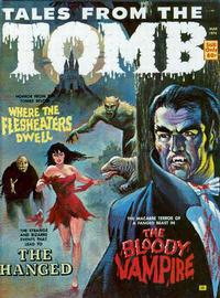 Cover Thumbnail for Tales from the Tomb (Eerie Publications, 1969 series) #v6#2