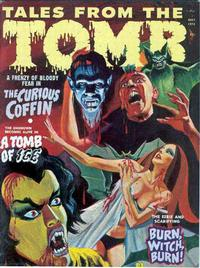 Cover Thumbnail for Tales from the Tomb (Eerie Publications, 1969 series) #v6#3
