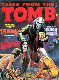 Cover Thumbnail for Tales from the Tomb (Eerie Publications, 1969 series) #v6#4