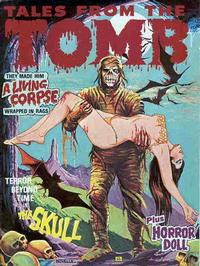 Cover Thumbnail for Tales from the Tomb (Eerie Publications, 1969 series) #v6#5
