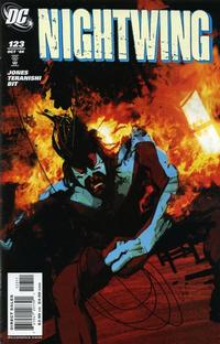 Cover Thumbnail for Nightwing (DC, 1996 series) #123