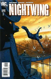 Cover Thumbnail for Nightwing (DC, 1996 series) #125