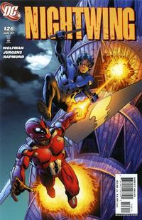 Cover Thumbnail for Nightwing (DC, 1996 series) #126