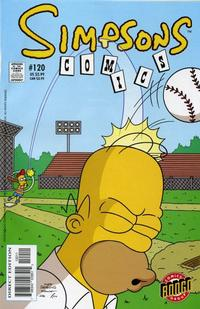 Cover Thumbnail for Simpsons Comics (Bongo, 1993 series) #120