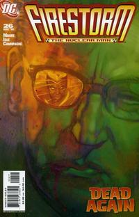 Cover Thumbnail for Firestorm: The Nuclear Man (DC, 2006 series) #26